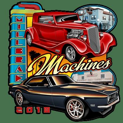 Millbrae Machines Motor Show
