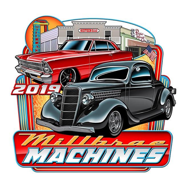 Millbrae Machines 2019